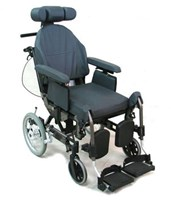 Breezy Relax Tilt & Recline Wheelchair - 308