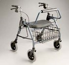 Seat walker bariatric galaxy 2977