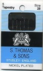 S. Thomas & Sons Needles - Tapestry