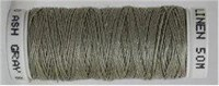Londonderry 100% pure linen thread - 18/3 - Ash Gray #1880