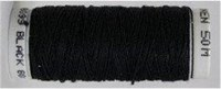Londonderry 100% pure linen thread - 18/3 - Black #1899