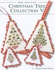 Christmas Tree Collection V - JBW DESIGNS by Judy Whitman