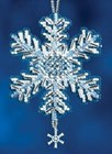 Mill Hill Christmas Ornaments 2012 - Ice Crystal - MH162306