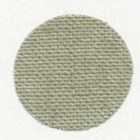 Permin Linen - 28 count - Dusty Green/Olive Green = DMC #3022