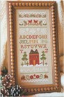 Winter Band Sampler - Little House Needleworks