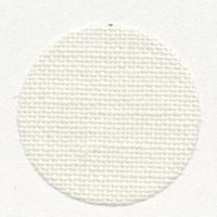 Permin Linen - 32 count - Antique White = DMC Blanc