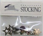 CHARM PACK for CHRISTIAN Stocking - Shepherds Bush