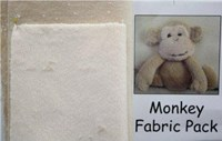 WINDFLOWER-MONKEY-VELOUR FABRIC PACK