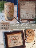 MARIA SELBY HUMPHREY - 1831- Blackbird Designs