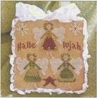 HALLELUJAH - Little House Needleworks