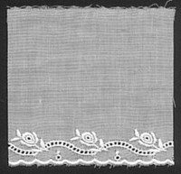 Swiss Lace - Edging - 5G