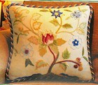 THE TULIP TREE KIT  - The Crewel Work Company