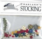 CHARM PACK for CHARLAND Stocking - Shepherds Bush