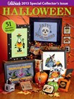 Just Cross Stitch Special Collectors Issue Halloween 2013