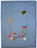 WINDFLOWER - UNDERWATER FUN BLANKET  -Kit