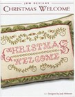 CHRISTMAS WELCOME - JBW DESIGNS by Judy Whitman (Copy)