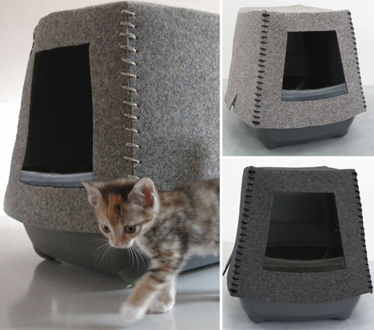 4 Clever Ways To Disguise Your Cat S Litter Tray