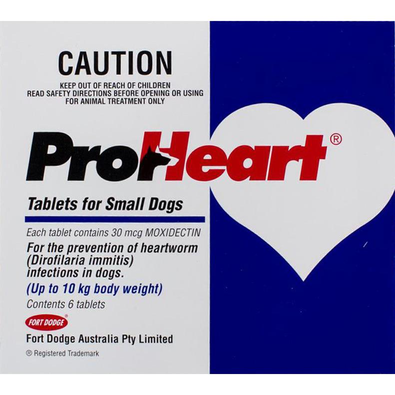 Proheart-Blue-Dogs-Under-22lbs-(10kg)-6-Tablets