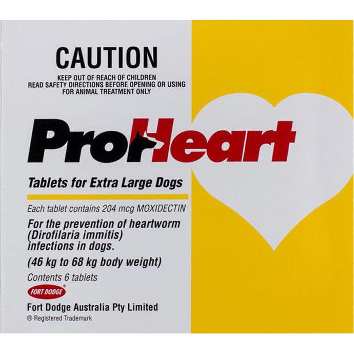 Proheart-Yellow-Dogs-100-150lbs-(46-68kg)-6-Tablets