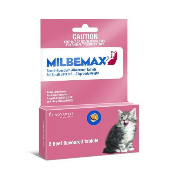 Milbemax-Wormer-Cats-Under-44lbs-(2kg)-2-Tablets