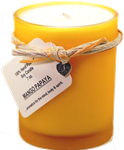 Mango Papaya Soy Candle; 7 oz