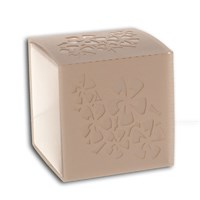 Bonbonniere Box Flowers - Traditional White