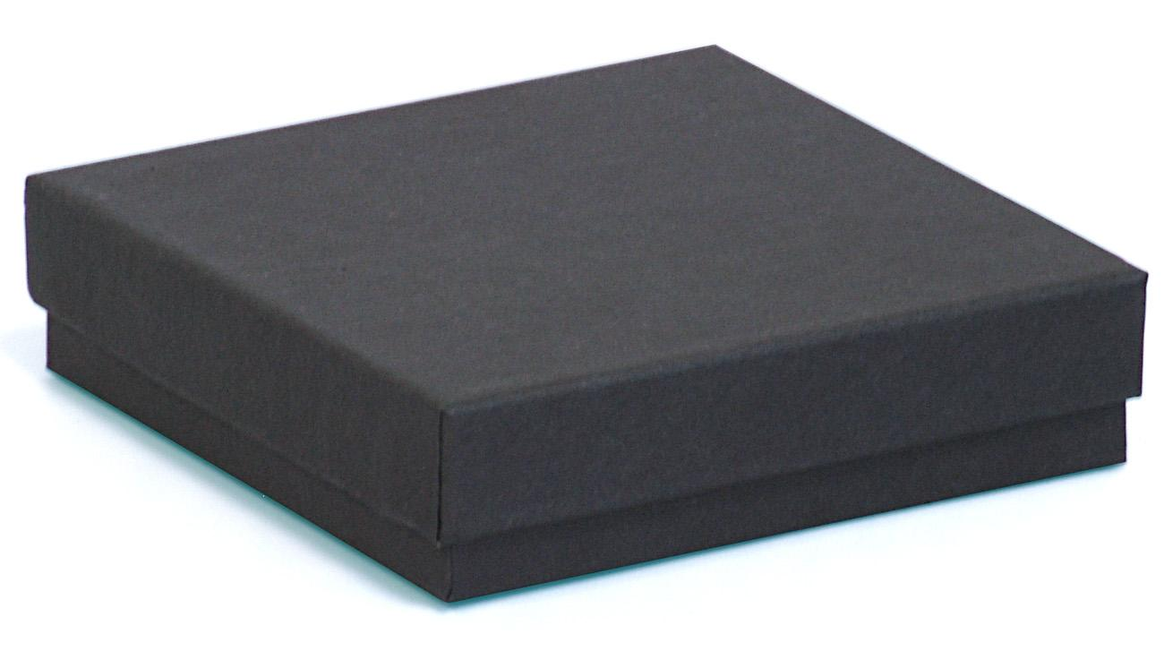 Wholesale Black Recycled Jewellery Boxes Wholesale Black