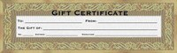 Artlandish Gift Certificate