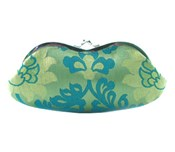Single EyeGlass Case - Green/Blue