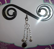Black Dangle - BB3025