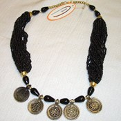 JA112- Coin Necklace