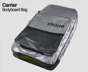 ecc6c30ad0 The Stealth Carrier is great for trips up   down the coast with enough  padded for trips interstate   overseas
