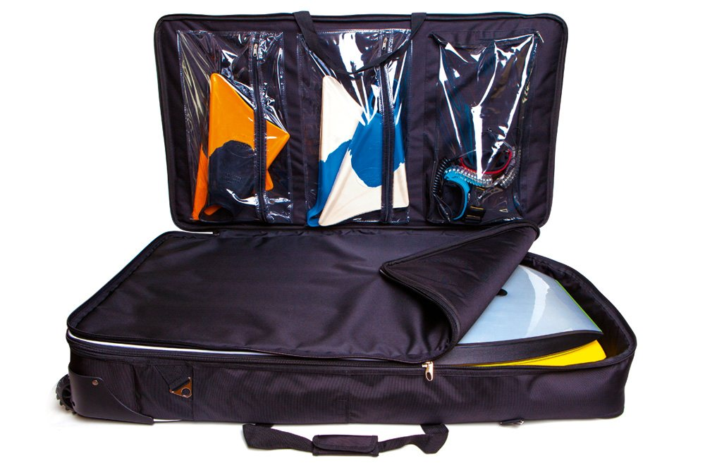 08c8067723b3 This is the Ultimate Travel Board bag. Includes enough room for 3 Boards  and 3 internal pockets for all your Wetsuits