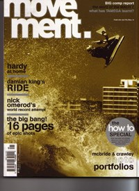 MOVEMENT ISSUE 5