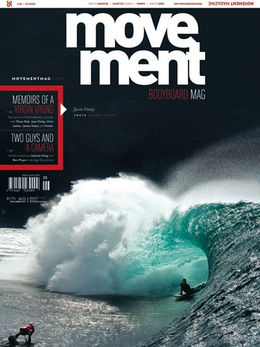 MOVEMENT ISSUE 35