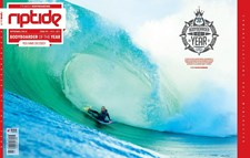 RIPTIDE ISSUE 191 - Free Copy of Relocations Dvd