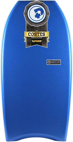 PRIDE Pierre Louis Costes Platinum Polypro Core Bodyboard - 2012/13 Model