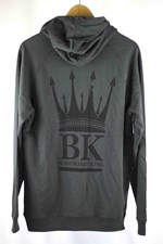 Bodybard King Crown Zip Up Hoody