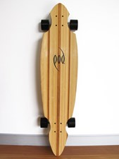 Pod Siccut Longboard Skateboard 