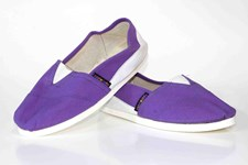 Applegator Shoes - Purple