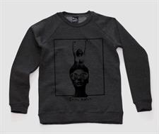 PLASTIC PEOPLE Crew Neck Jumper - Morning T