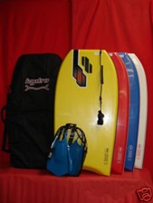 Hydro Bodyboards Essentials Pack - E Board