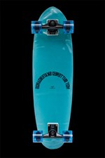 Hot Buttered Glass Slipper Skateboard - Blue