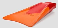 STEALTH FINS - Red and Orange