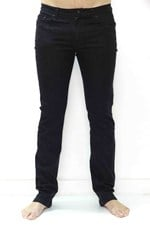 PLASTIC PEOPLE DENIM - Blue Skinny Jeans