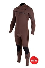Agent Eighteen Wetsuits ID2 403mm Steamer - 2013 Winter Range 