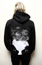 LUMINAIR CLOTHING Snakes Eyes Hoody