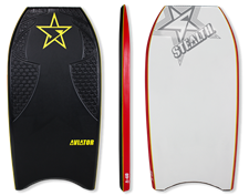 Stealth Bodyboards Aviator EPS Core - 2012/13 Model