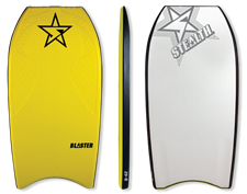 Stealth Bodyboards Blaster EPS Core - 2012/13 Model