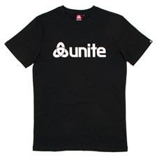 UNITE Trademark T Shirt - Black